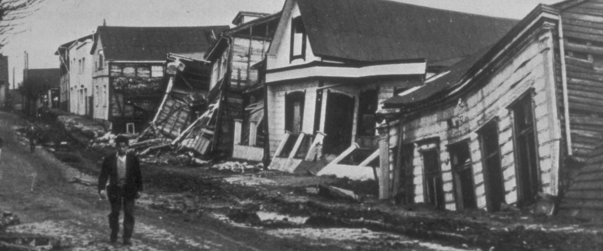 Especial 27F | Un tercio de los 15 terremotos más grandes de la historia ocurrieron en Chile