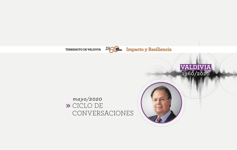 Especial Terremoto de Valdivia 1960 | Resiliencia, desastres y COVID 19: Entrevista con Omar Darío Cardona
