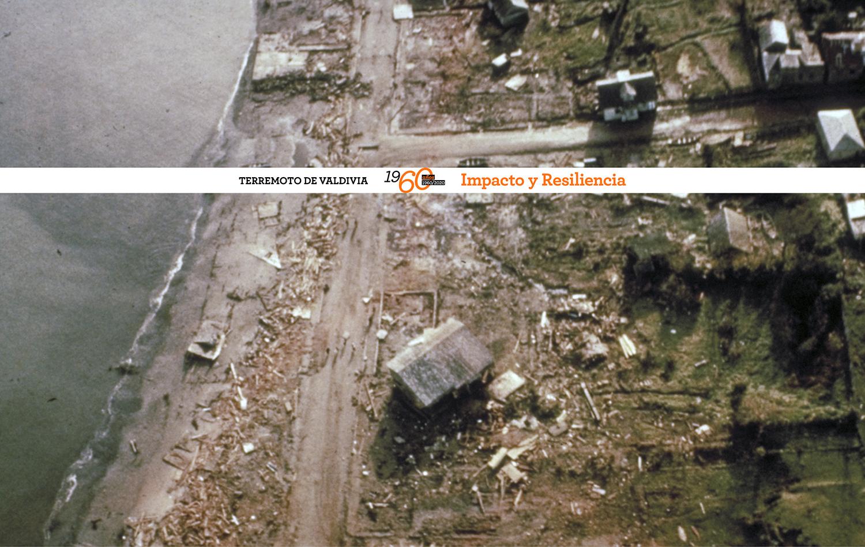 Resiliencia en Chile a 60 años del terremoto de Valdivia